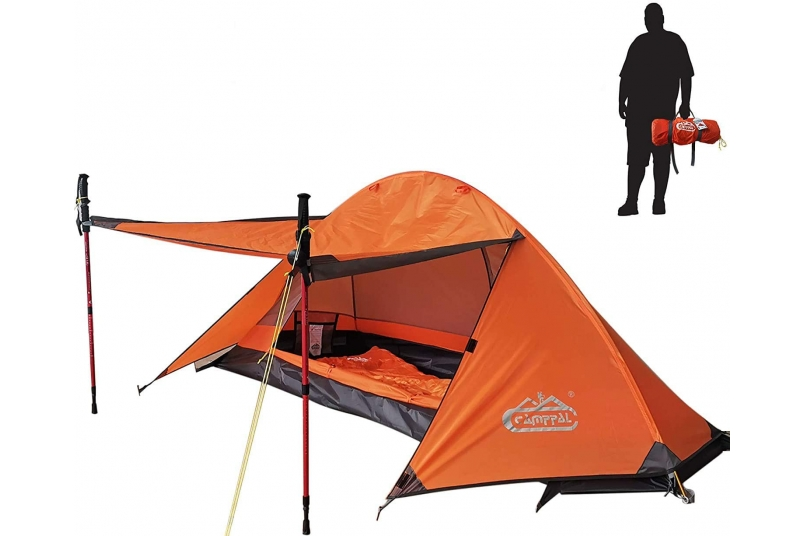 Camppal 1人四季登山帳篷