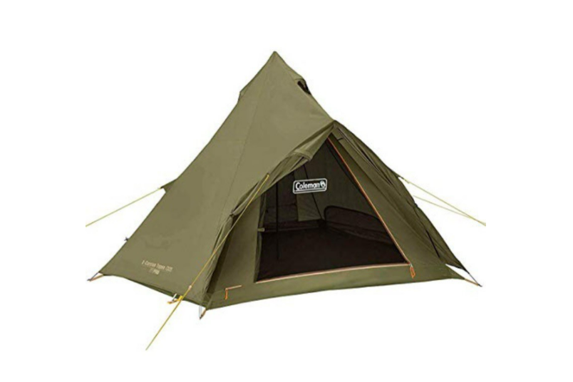 日本限定款印地安帳篷3-4人