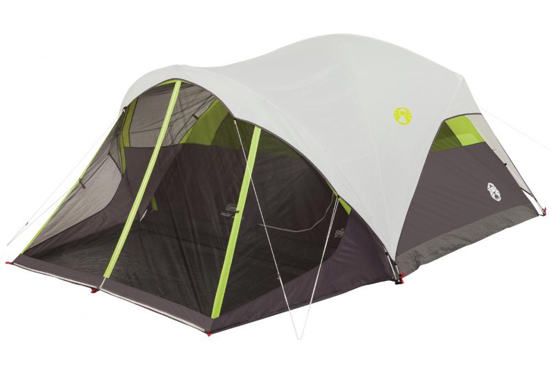Coleman Steel Creek 圓頂 6 人露營帳篷
