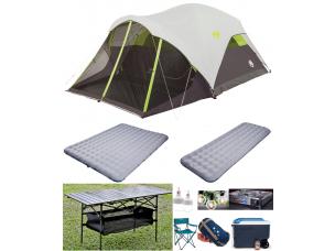 5人露營用品超值組合